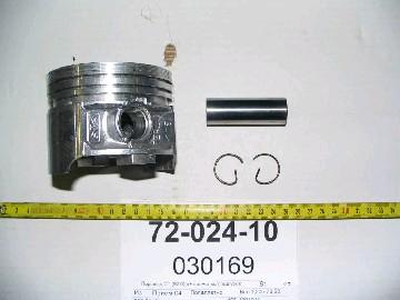 Поршень СТ (92.0)(п+ пал+ст.кол) под узкие кольца