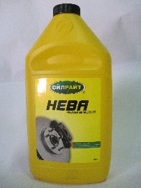 Жидкость тормозная DOT-3 OIL RIGHT (0,800кг)