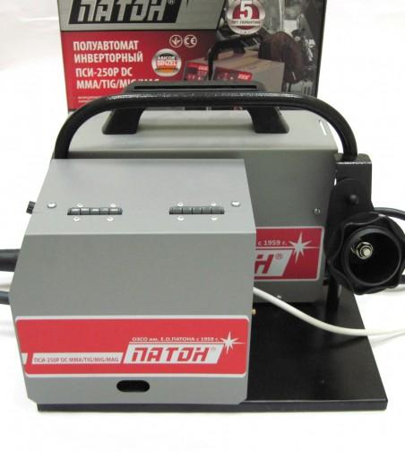 Полуавтомат сварочный инверторный ПСИ-250P DC