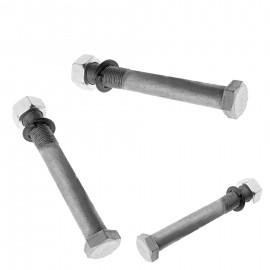 Болт М16х1,5х120 крепл. рессоры с гайкой (ДК)