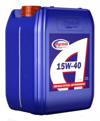 Масло моторное 15W-40 CG-4/SJ (10дм/9кг)