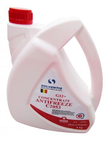 Антифриз концентрат (5 кг) красный