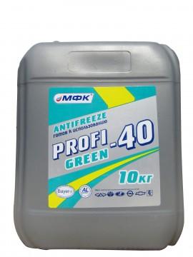 Антифриз зеленый (t-40) (9кг)