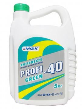 Антифриз зеленый (t-40) (4.5кг)