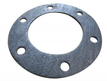 Прокладка трубы приемной (круглая) (выход из ТКР)