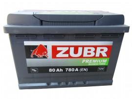 Аккумулятор залитый 780А, (278x175x190)