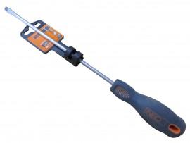 Отвертка шлицевая 5.5х200мм (NEO)