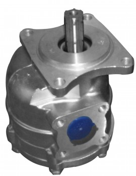 Гидромотор шестеренный масляный правого вращения