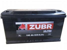 Аккумулятор 6СТ-100 ZUBR ULTRA 870A L