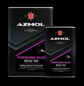 Масло трансмиссионное AZMOL Forward Plus 80W90 GL-4 (4дм/3.4кг)