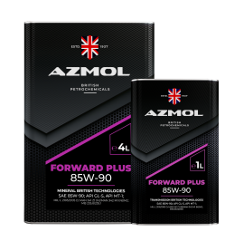Масло трансмиссионное AZMOL Forward Plus 80W90 GL-4 (1дм/0.85кг)
