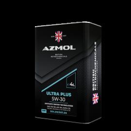 Масло моторное AZMOL ULTRA PLUS 5W-30 504.00/507.00 (4дм/3.3кг)