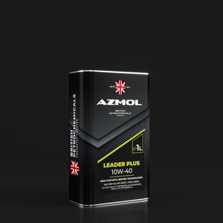 Масло моторное AZMOL LEADER PLUS 10W-40 (1дм/0.85кг)