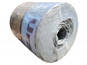 Шпагат для пресс-подборщика (бухта 9кг) серебряный цвета