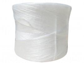 Шпагат садово-огородный (бухта 2кг) белого цвета