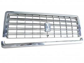Решетка радиатора (пр-во Автодеталь)