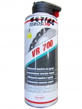 Смазка Teroson VR 700 силиконовая для пластиков и эластомеров 400мл
