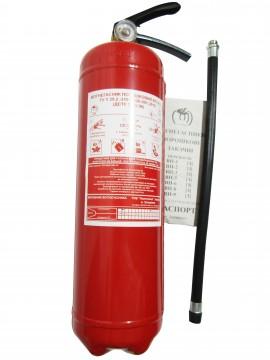 Огнетушитель порошковый (3кг)