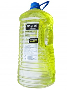Жидкость стеклоомывающая зимняя Цитрус бриз (4л)