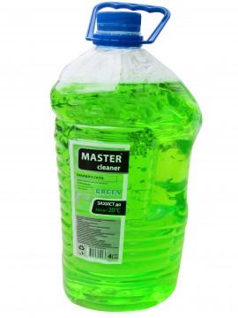 Жидкость стеклоомывающая зимняя -20 Экзотик (4л)