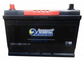 Аккумулятор залитый 680А (303х175х200/220, D31, 600 33)