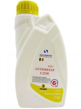 Антифриз -37С Solventis (1 кг) жовтий G11 +