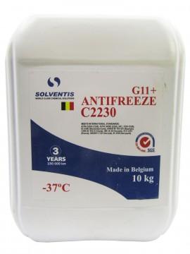 Антифриз -37С Solventis (10 кг) синий G11+