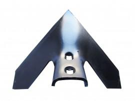 Лапа 254 мм, h-6 мм, между отверстиями 43-47 мм (Bellota)