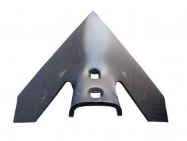 Лапа 228 мм, h-6 мм, между отверстиями 43-47 мм (Bellota)