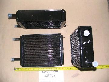 Радиатор отопителя (пр-во ШААЗ)