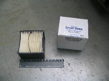 Элемент фильтр.топл. Separ-2000/10(10MIC)(062791)