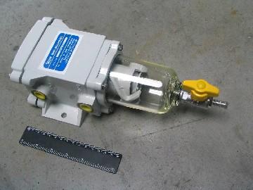 Фильтр топливный с водоотделителем (062503)