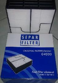 Элемент фильтр.топл. Separ-2000/40 (30MIC) (062642)