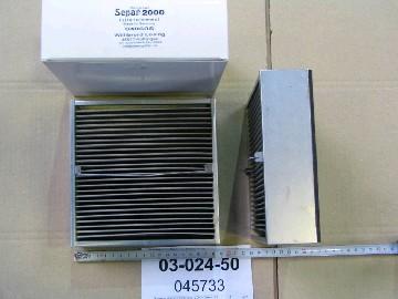Элемент фильтр.топл. Separ-2000/40(мет.сет.)(062866)