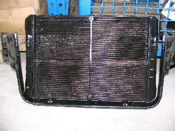 Радиатор водяной 2-х рядный (с 1999г) (пр-во ШААЗ)