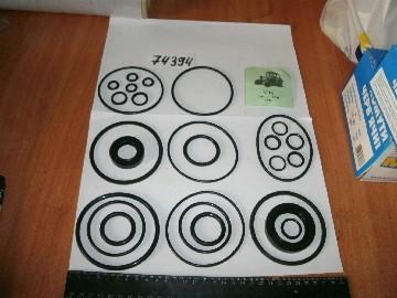 Прокладка регулировочная крышки КПП (ОАО КамАЗ)
