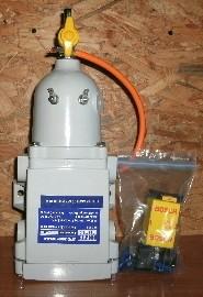 Фильтр топливный с водоотделителем и подогр.24В, 300Вт (062154)