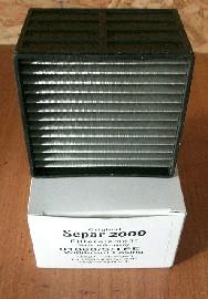 Элемент фильтр.топл. Separ-2000/10 (60MIC) (062836)