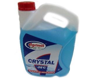 Жидкость стеклоомывающая зимняя -20С (4дм)