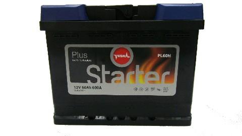Аккумулятор 6СТ-60 STARTER VESNA 600А, R