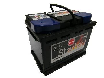 Аккумулятор 6СТ-60 STARTER VESNA 600А, L