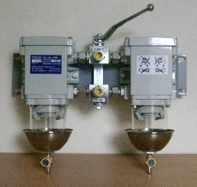 Фильтр топливный с водоотделителем (062424)