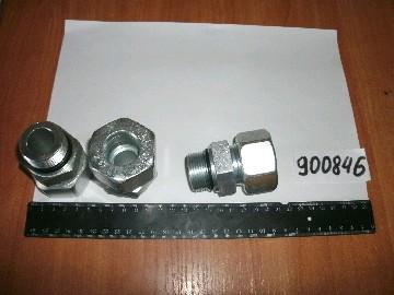 Штуцер с ниппелем (M33x2.0) Separ-2000/40