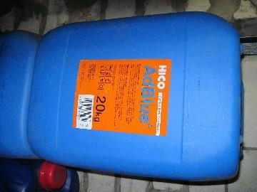 Жидкость AdBlue (20кг)