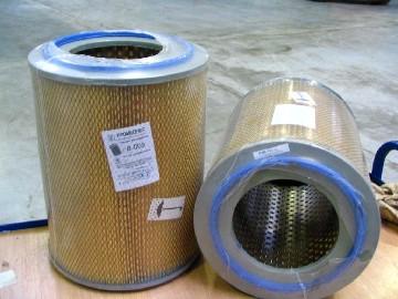 Элемент фильтрующий воздуха (В-009)
