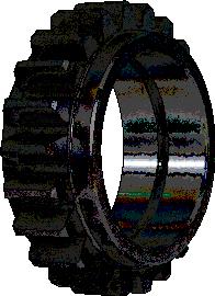 Шестерня промежуточная привода раздаточной коробки (Z-22)