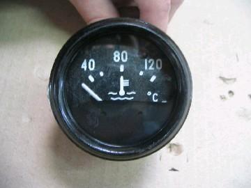 Указатель температуры воды (И)
