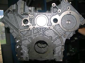 Блок цилиндров (ОАО КамАЗ)