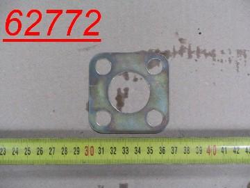 Пластина привода ТНВД задняя (ОАО КамАЗ)
