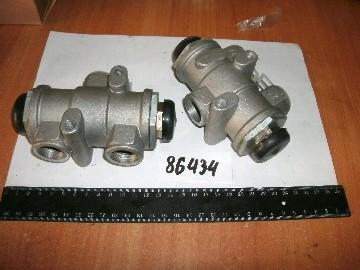 Клапан защитный двойной (И)